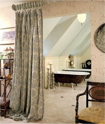 Why We Love The Puddle Custom Window Treatments By