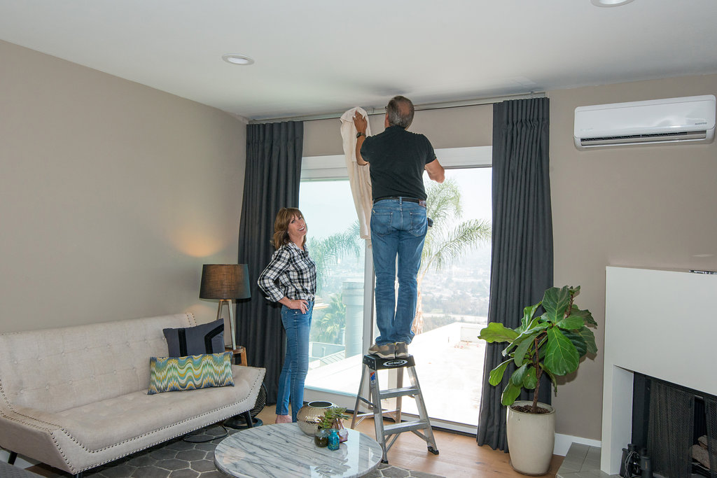Jacoby and Company Inc. can assist you with all your questions and considerations when selecting window treatments for your home
