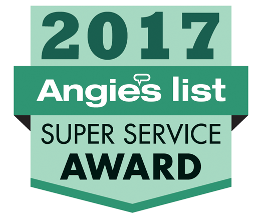 Jacoby Angies List Super Service Award 2017