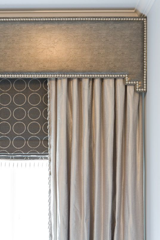 Cornice Box It Up Custom Window Treatments By Jacoby Company