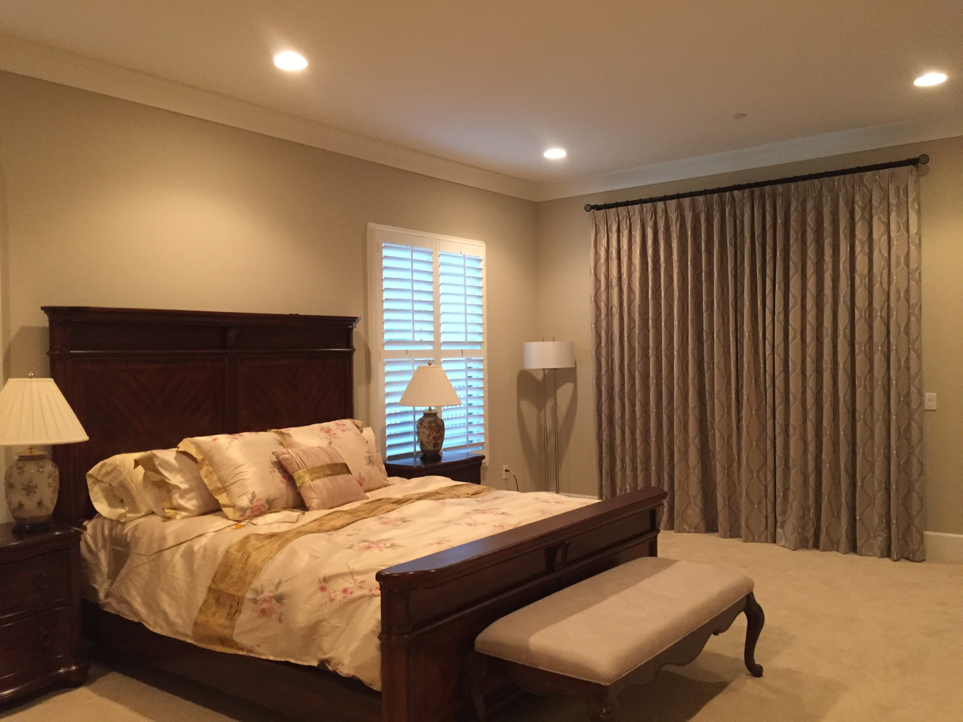 window treatments that allow us to sleep peacefully