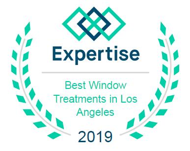 Best Window Treatment Companies in Los Angeles